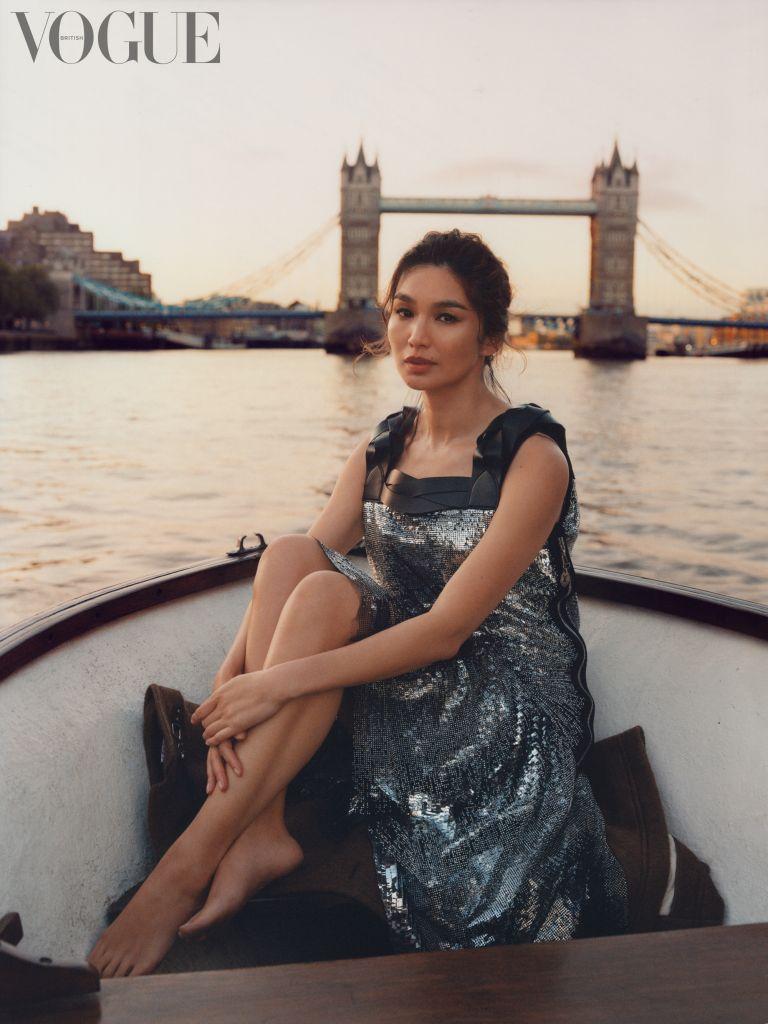 Gemma Chan. CREDIT: Hanna Moon