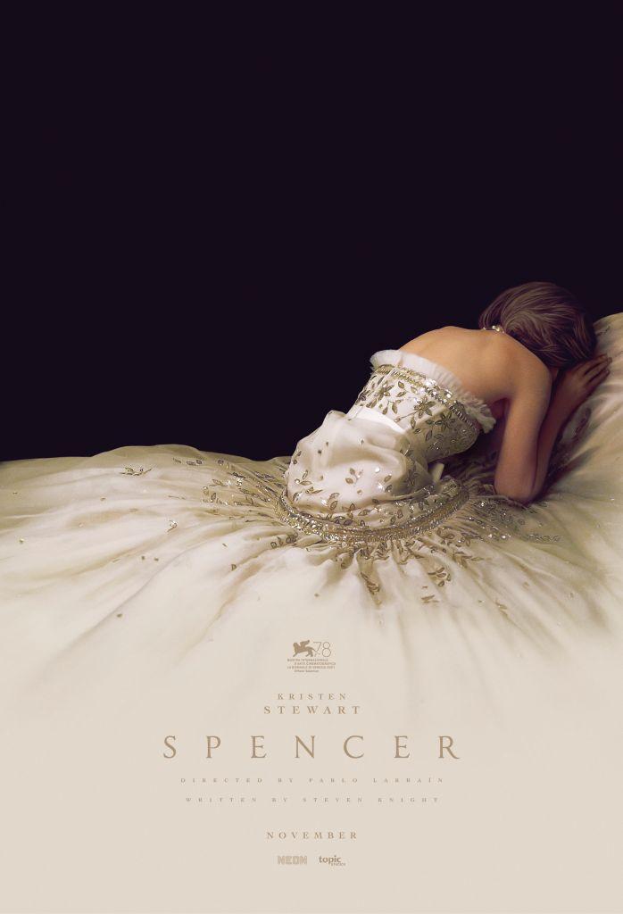 'Spencer' teaser poster. Photo: Neon