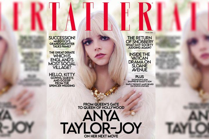 Anya Taylor-Joy.