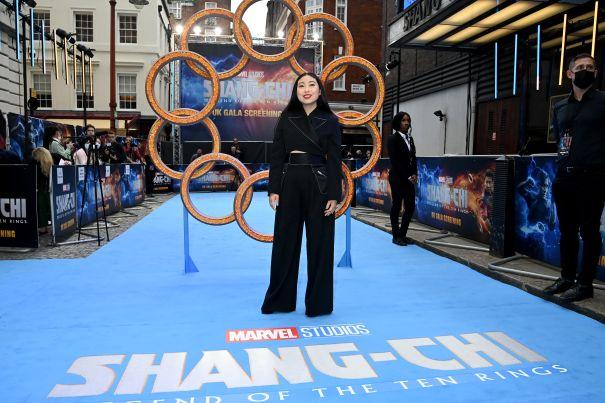 Awkwafina Premieres 'Shang-Chi'