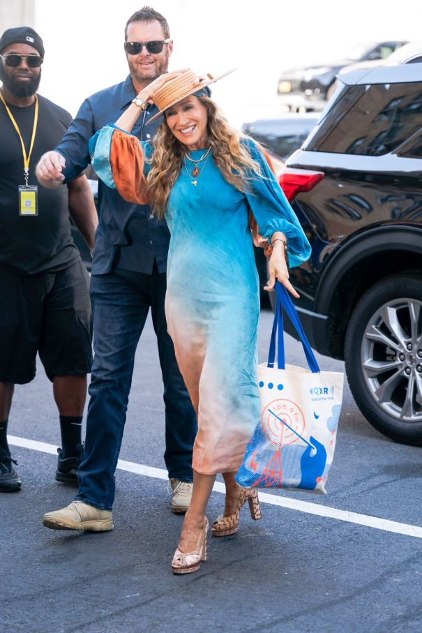 'And Just Like That...' With Sarah Jessica Parker