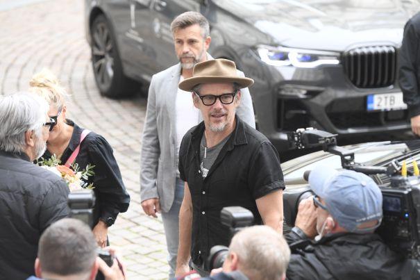 Ethan Hawke Attends the 55th Karlovy Vary International Film Festival