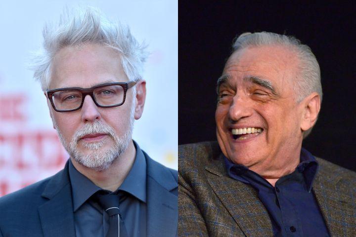 James Gunn, Martin Scorsese