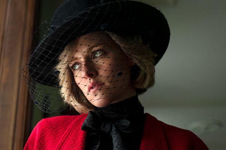 "Kristen Stewart transforms into Princess Diana for the drama ""Spencer""."