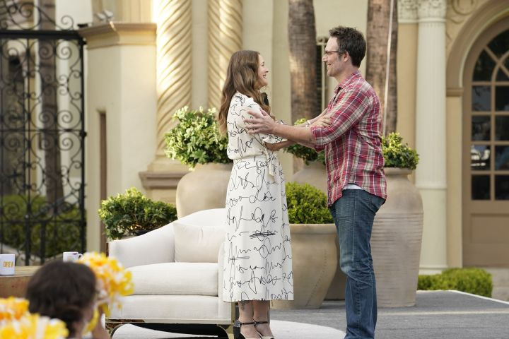 The Drew Barrymore Show, Michael Vartan