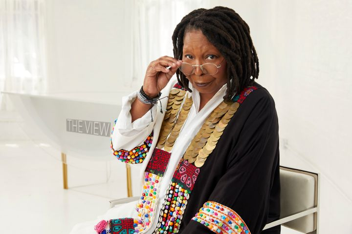 Whoopi Goldberg Signs On For 4 More Seasons Of 'The View' - ETCanada.com
