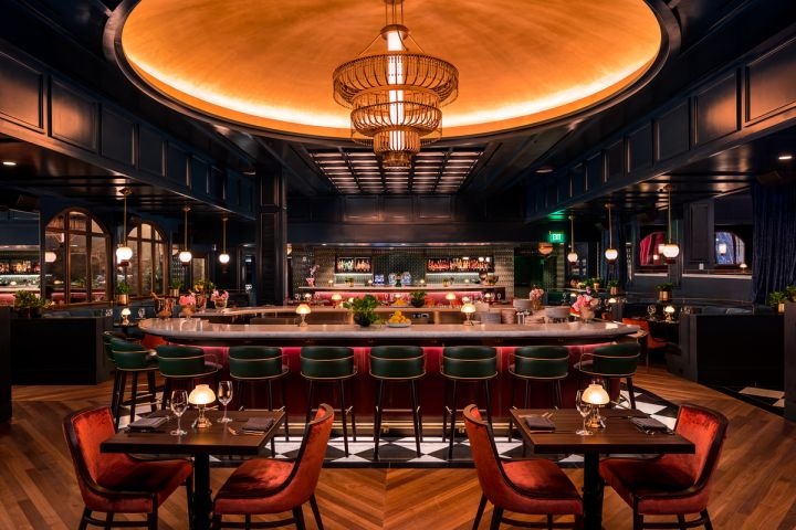Justin Timberlake's Nashville bar and restaurant