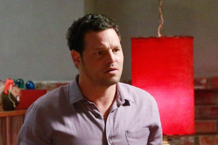 """Justin Chambers in """"Grey's Anatomy"""""""