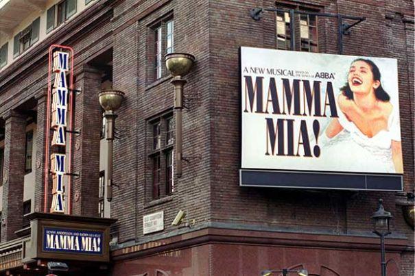 'Mamma Mia'