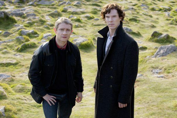 'Sherlock' (2010 – 2017)