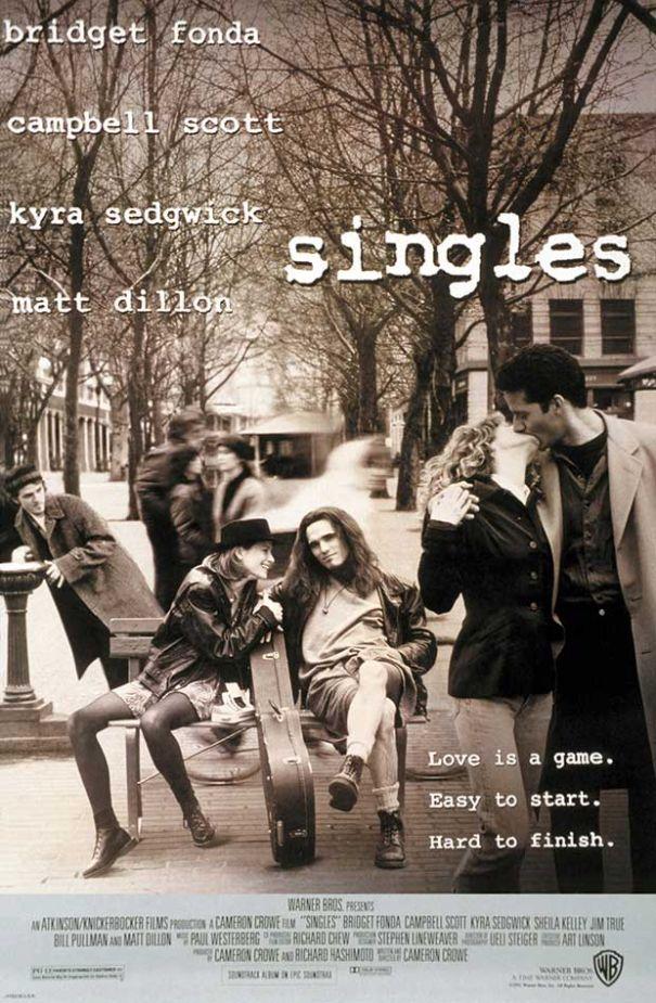 'Singles: Original Motion Picture Soundtrack'