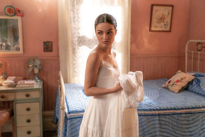 Rachel Zegler as Maria in 20th Century Studios' WEST SIDE STORY