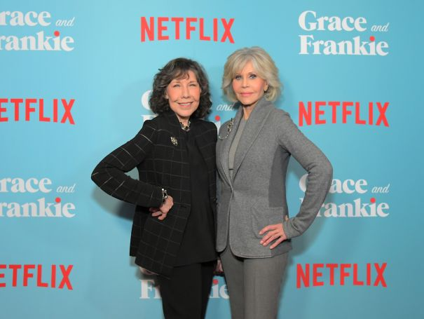Lily Tomlin And Jane Fonda To Co-Star In Comedy 'Moving On'