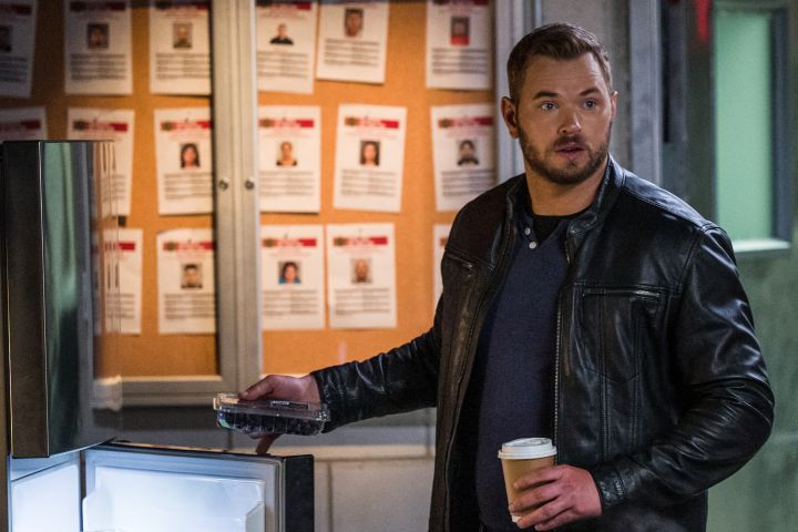 """Kellan Lutz as Special Agent Kenny Crosby in """"FBI: Most Wanted"""""""
