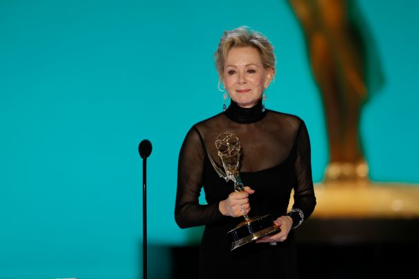 Standing Ovation For Jean Smart