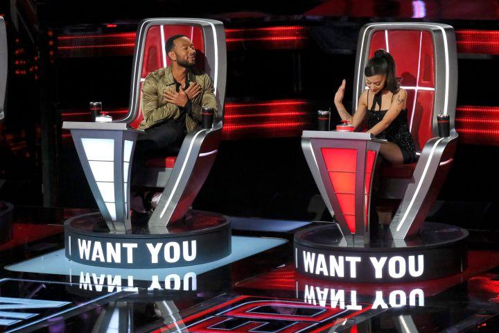 John Legend, Ariana Grande