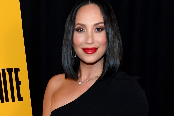 Cheryl Burke Opens Up About The Physical And Mental Strain 'Dancing With The Stars' Has Put On Her - ETCanada.com