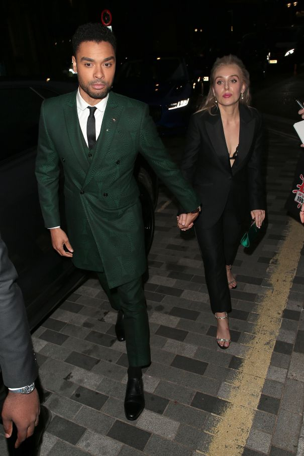 Date Night For Regé-Jean Page