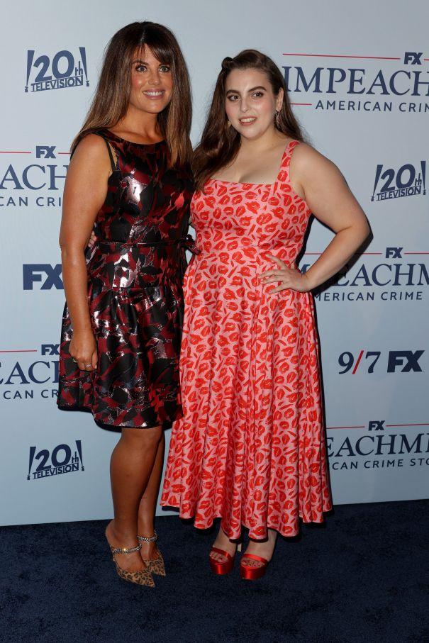 Monica Lewinsky And Beanie Feldstein