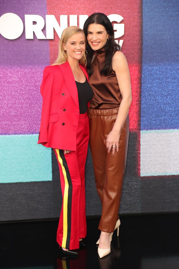 Reese Witherspoon, Julianna Margulies Premiere 'The Morning Show'