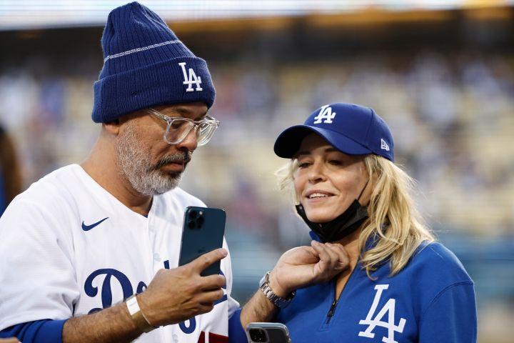 Chelsea Handle and Jo Koy