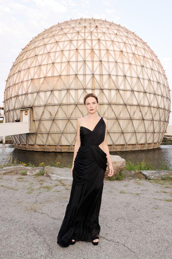 Rebecca Ferguson Attends 'Dune' Premiere