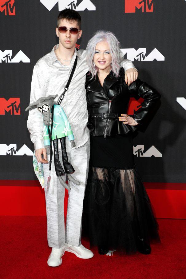 Cyndi Lauper + Declyn Lauper Thornton