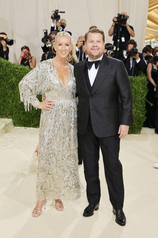 Julia Carey + James Corden