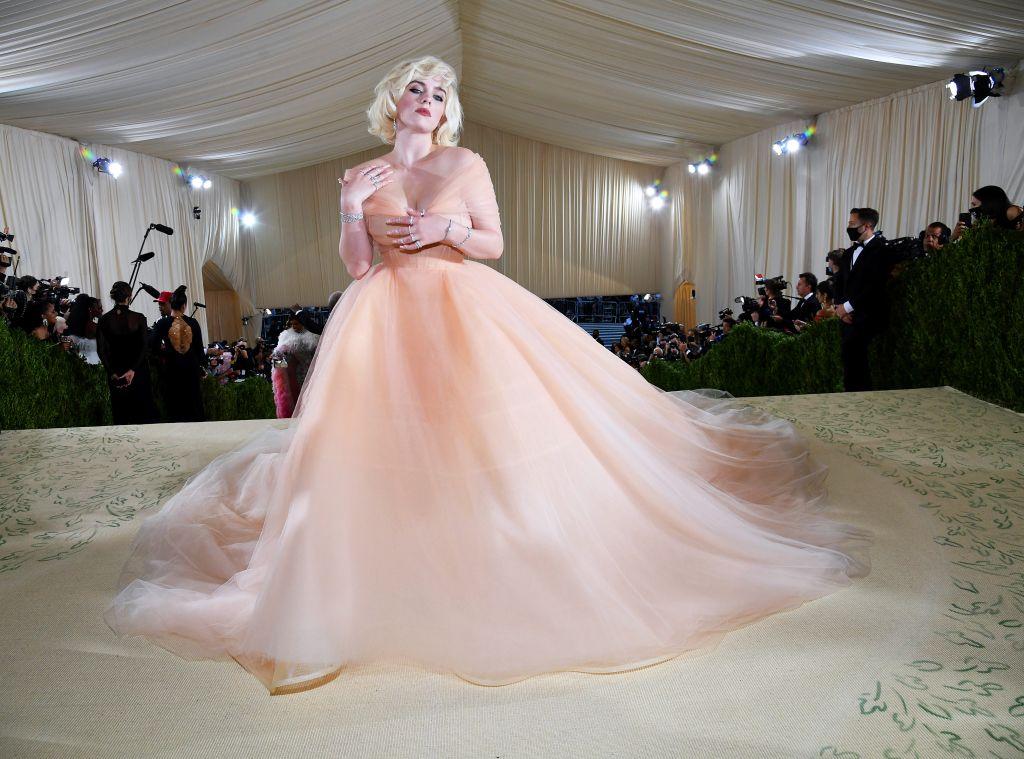 Billie Eilish Photo: Getty Images