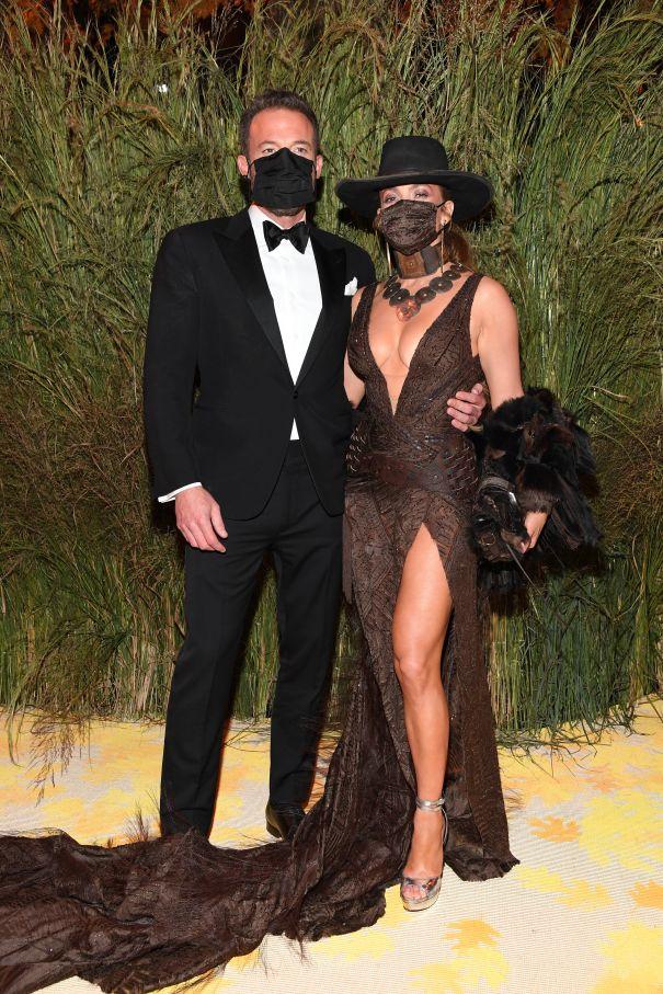 Ben Affleck + Jennifer Lopez