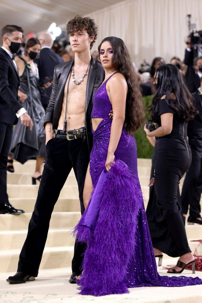 Shawn Mendes and Camila Cabello. Photo: John Shearer/WireImage/Getty