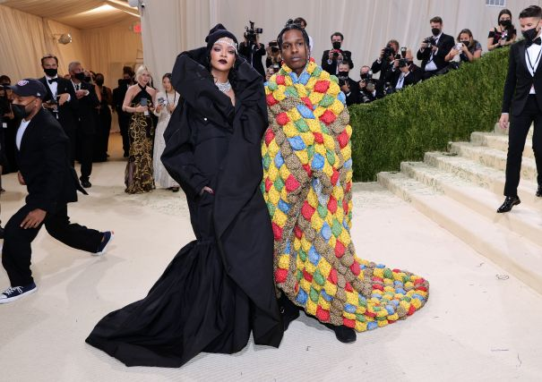 Rihanna + A$AP Rocky