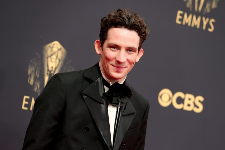 Josh O'Connor attends the 73rd Primetime Emmy Awards