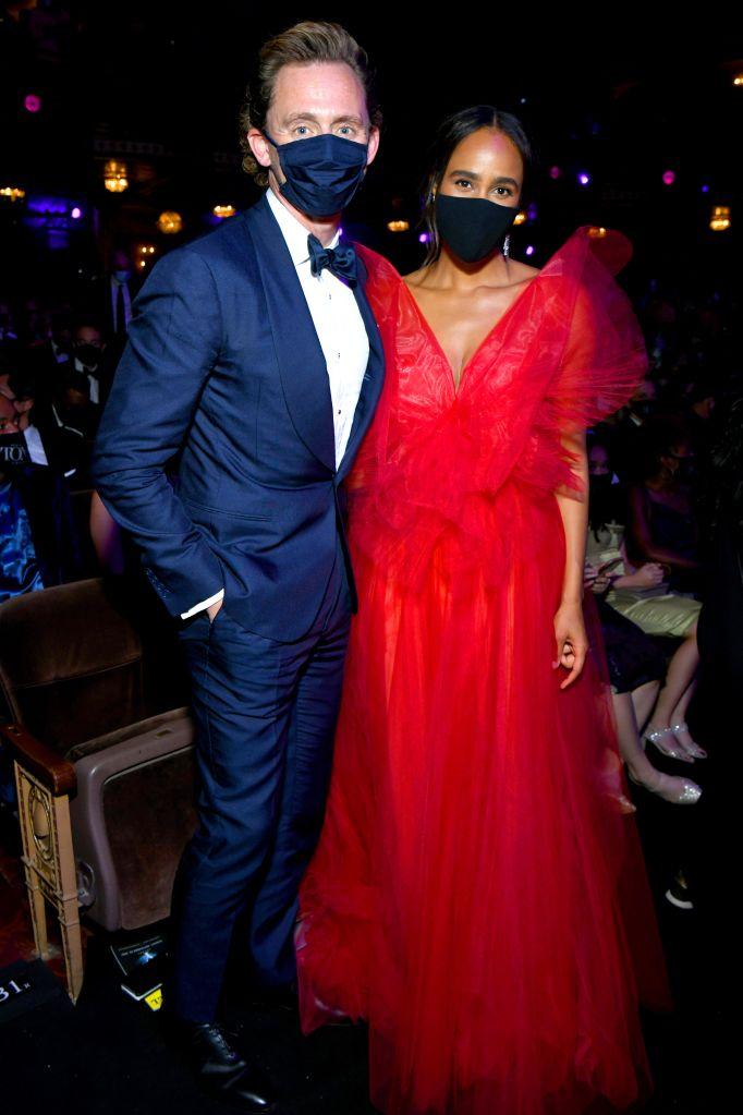 Tom Hiddleston and Zawe Ashton – Photo: Jenny Anderson/Getty Images for Tony Awards Productions