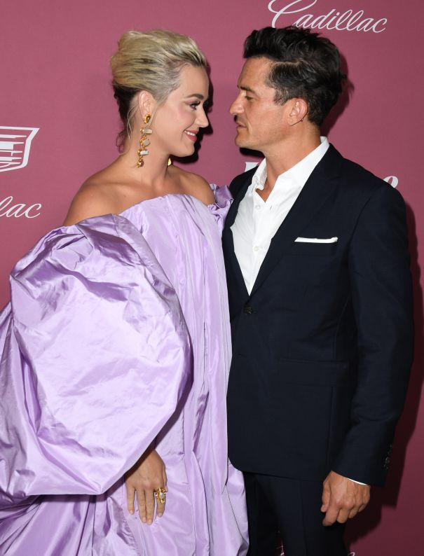 Katy Perry And Orlando Bloom Only Have Eyes For Each Other