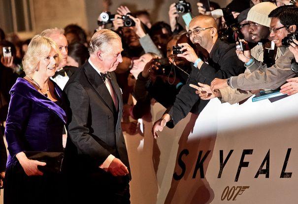 'Skyfall' 2012