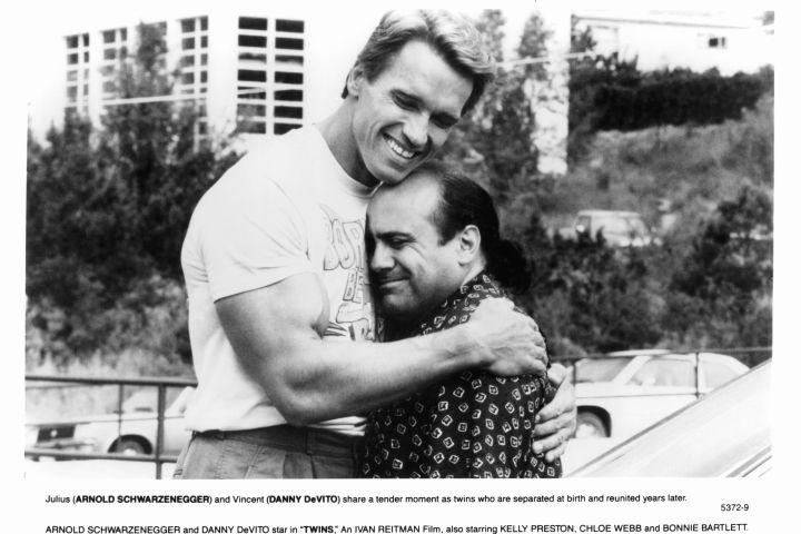 Arnold Schwarzenegger, Danny DeVito