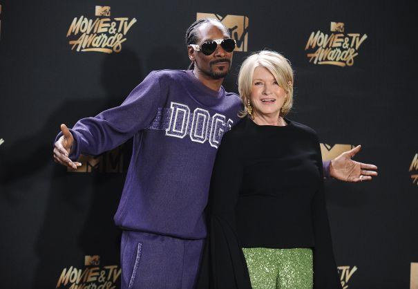 Snoop Dogg And Martha Stewart Return
