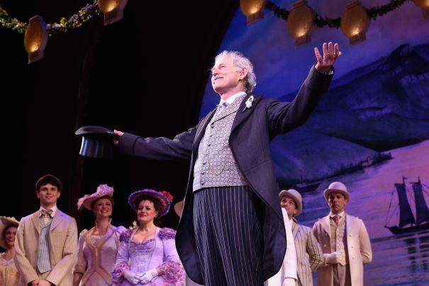 Garber On Broadway