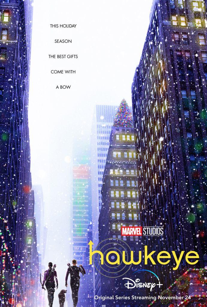 """""""Hawkeye"""". Photo: Disney+"""