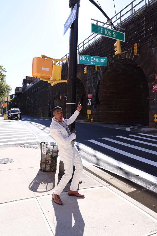 Nick Cannon Gets Harlem Street Named After Him
