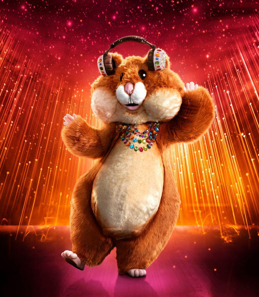 Hamster. CR: Michael Becker / FOX. ©2021 FOX Media LLC.