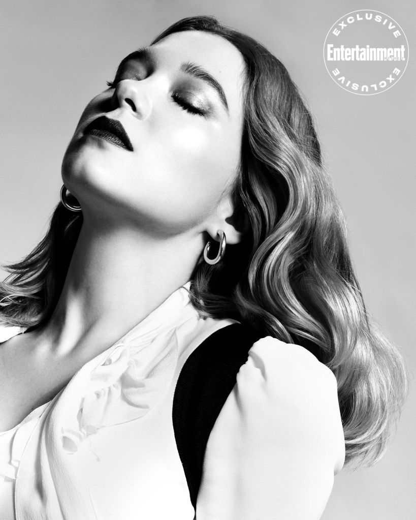 Léa Seydoux photographed exclusively for EW on December 3, 2019 in New York.