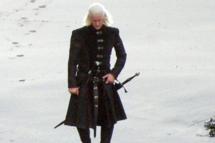 Matt Smith as Daemon Targaryen