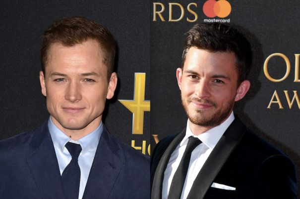 Taron Egerton And Jonathan Bailey To Play A Couple In London State Play