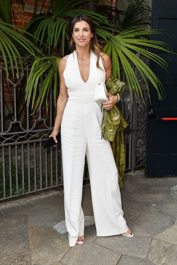 Elisabetta Canalis Dresses To Impress