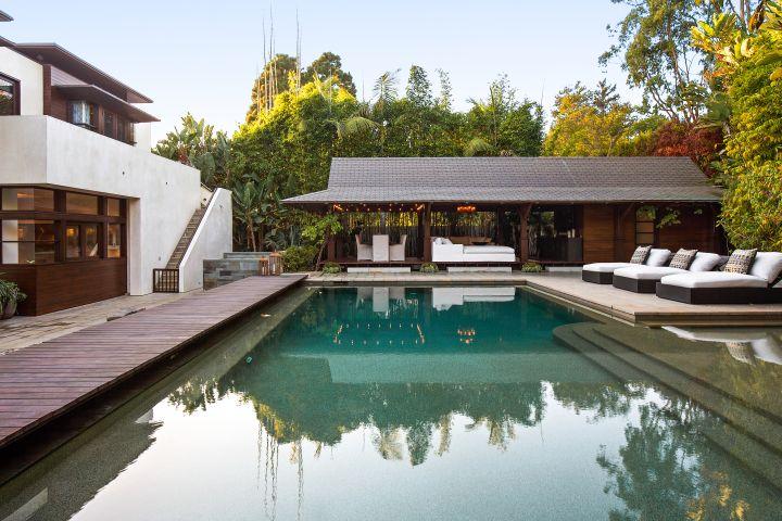 Matt Damon's house