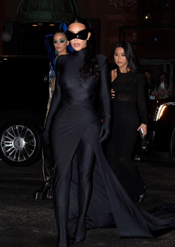 Kim Kardashian. Credit: Diggzy/Jesal/Shutterstock