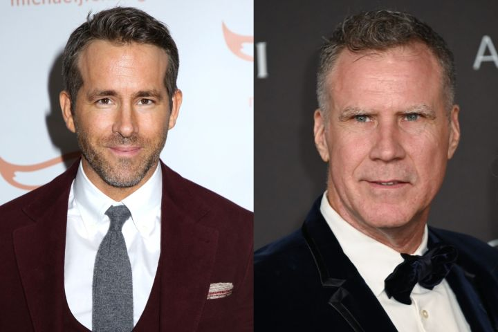 Ryan Reynolds, Will Ferrell.