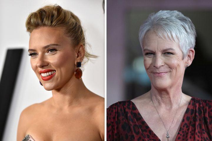 Scarlett Johansson, Jamie Lee Curtis